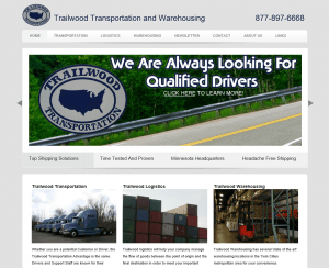 Trailwood Transportation - The Tyson Companies