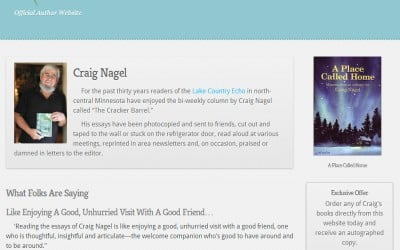 Craig Nagel Books