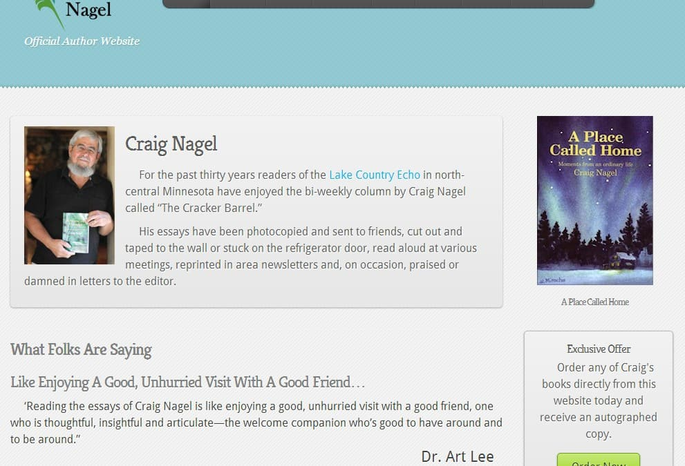 Craig Nagel Books