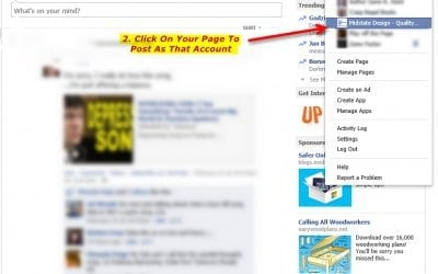 Facebook Business/Fan Page Basics