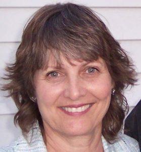 Author Gail Jenner