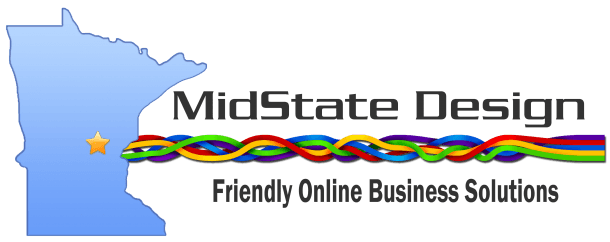 MidState Design Logo