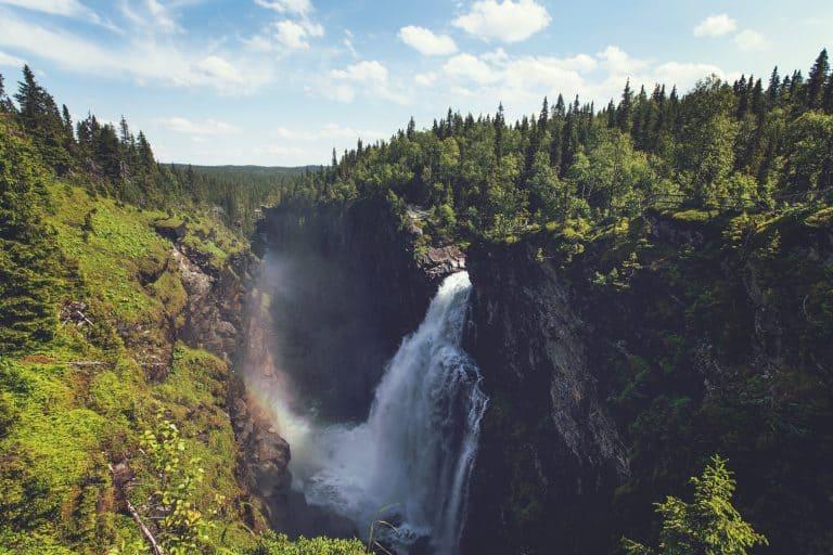 Waterfalls-in-Wilderness-Via Cupcake